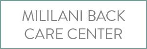 Mililani Back Care Center