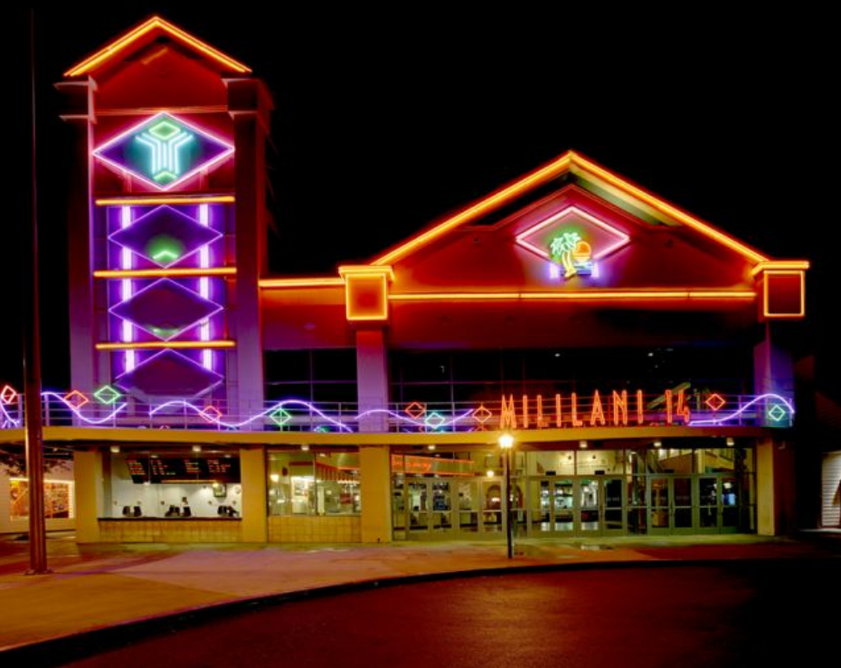 <p>Big Things Are Happening at Consolidated Mililani 14 Theatres</p>