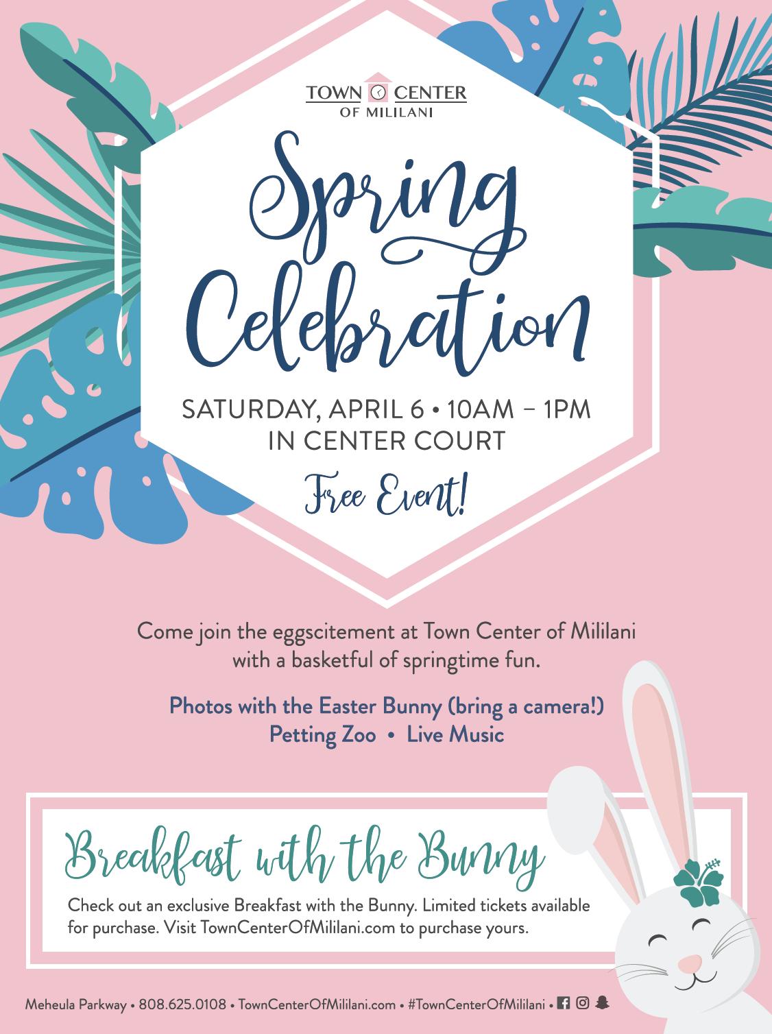<p>Spring Celebration</p>